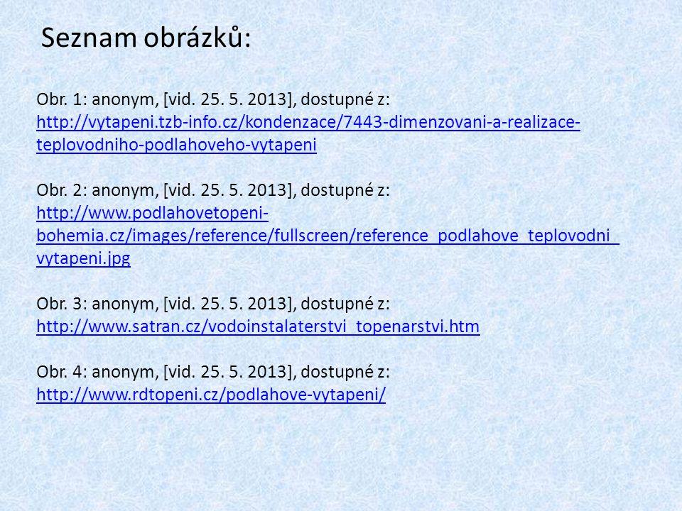Seznam obrázků: Obr. 1: anonym, [vid. 25. 5. 2013], dostupné z: